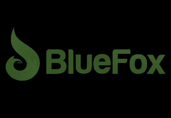 Logo Bluefox Nachhaltige Produkte